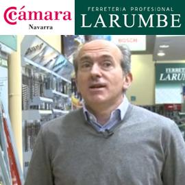 Cámara Navarra – Ferretería Larumbe