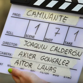 Caminante – Making of