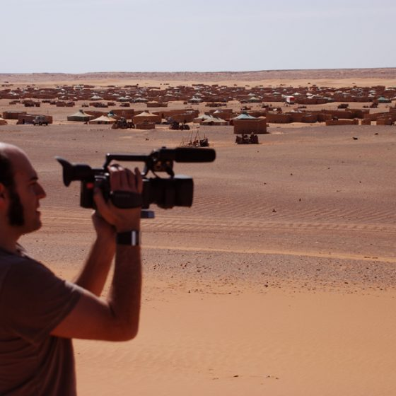 Sahara no se vende (fotos)